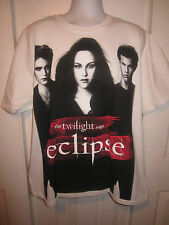 HOT TOPIC Twilight Eclipse Saga Edward ,Bella,Jacob T-Shirt