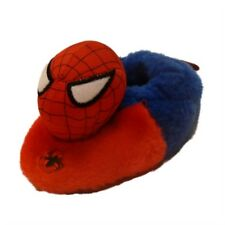Marvel Comics Infant Boys Spiderman Slippers House Shoes Spider Man