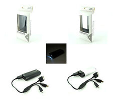 5000mAh PowerBank Extended Juice Battery Pack+USB Charger Cable for Verizon Phon