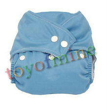New Unisex Reusable Size Adjustable Washable Leakproof Baby Cloth Diaper Nappy