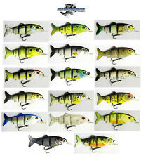 "REACTION STRIKE REVOLUTION SHAD SWIMBAIT 7"" (18 CM) SUSPENDING various colors"