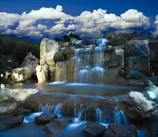 photo wallpaper mural waterfall