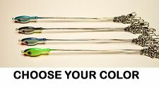 Choose your color!  Lot of 4 New Alabama Umbrella Fishing Rigs
