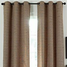 JCPenney Jewel Tex THERMAL GROMMET Drape Curtain Panel