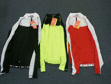 cycling jersey ladies Netti Flash long sleeve various sizes & colours womens