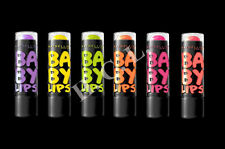 """BABY LIPS Maybelline """" ELECTRO"""" - 6 New Limited Edition Shades for SUMMER 2013"""