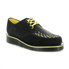 Dr Martens Beck Unisex SuedeLeather Creeper Shoes Black