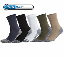 Coolmax Trekkingsocken, Sportsocken, Wandersocken, Funktionssocken, Gr. 35 - 49