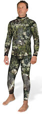 Sporasub 5mm Sea Green Mens Spearfishing Camo Suit 2 Piece Wetsuit All Sizes