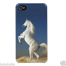 Horses pony IP4 i phone 4 4s hard back cover case skins cover for i phone 4 4s
