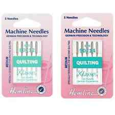 Hemline Quilting Sewing Machine Needles Klasee