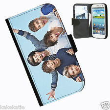1D protective Leather wallet case for Samsung Galaxy S3 i9300 mobile phone case