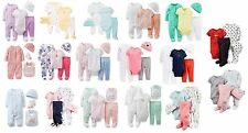 NEW NWT Girls Carter's Newborn 3 6 9 Months 4 Piece Set You Choose! Kitty Monkey