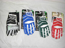 CUTTERS X40 REVOLUTION YING YANG FOOTBALL RECEIVER GLOVES