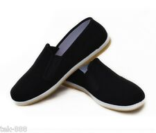 special Chinese Rubber shoes handmade kung fu slippers Leisure Tai chi shoes