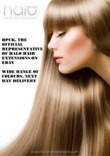 """Human Hair Extensions Remy One Piece Halo Hair Extensions 12"""""""