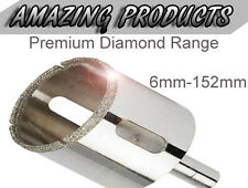 Diamond Hole saw Drill bits Amazing Products Premium Range Diamonds 6mm - 152mm