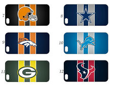 CUSTOM NFL TEAM LOGO Iphone 4 and Galaxy 3 Cases- 32 Teams to choose from!