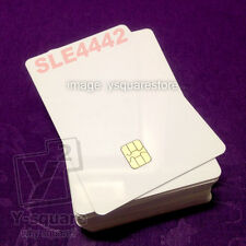 50x Inkjet printer Hico Card Mag Stripe 1-3 blank White PVC ID CR80 for Cannon