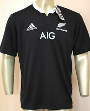 New Zealand All Blacks Home 2013/14 Rugby Jersey Shirt