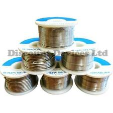 Solder Wire 60/40  0.5-2mm  2% Flux  Reel/Tube Tin/Lead 15-500g