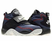 Nike Air Diamond Turf Mid Navy/White Mens Cross Training Shoes 309434-400