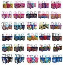 12X DISNEY NICKELODEON GOODY BAGS PARTY FAVOR BAGS GIFT BIRTHDAY CANDY BAGS