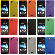 Gel Case Cover Skin For Sony Xperia J