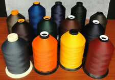 69 (Tex 70) Lt-Mid Weight Bonded Nylon/Poly Upholstery Leather Thread (16oz) #2