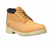 TIMBERLAND 50061 MEN'S WATERPROOF WHEAT NUBUCK CHUKKA BOOTS