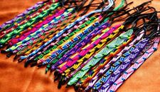 FRIENDSHIP BRACELETS WHOLESALE JEWELRY PERUVIAN LOT MIX SHIP FROM US