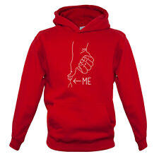 Under The Thumb - Kids / Childrens Hoodie - Whipped - Husband - Funny -7 Colours