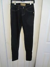 TRIPP INDIGO PULL-ON SKINNY JEANS SIDE ZIPPER  DIFFERENT SIZES TO CHOOSE FROM