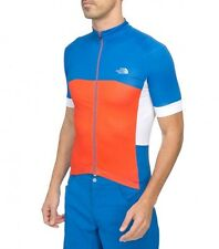 Northface Men Cyclo Full Zip Cycling Bike Top Jersey 2013