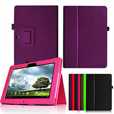 """Folio Case Cover For Asus MeMO Pad Smart 10.1"""" 10"""" ME301T ME302C Tablet Stand"""