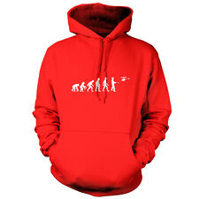 Evolution Of Man Remote Control Helicopter - Unisex Hoodie - RC - 9 Colours