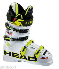 HEAD Ski Boot RAPTOR 115 RS WHITE Scarpone Sci Skischuhe 2014/2015 - 603010