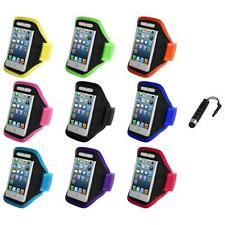 For iPod Touch 5th Gen 5G 5 Running Sports Gym Armband Case+Stylus Plug