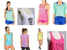 Lorna Jane Lady Sport Dance Yoga Running Tank Top Singlet XS/8 S/10 M/12 L/14