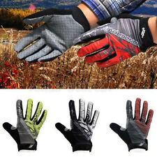 New Mountain Climbing Driving Cycling Bike Bicycle Sports Full Finger Glove