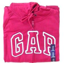 GAP LOGO Hoodie Front zip closure Sweatshirts for Women U Pick XS, S, M, L, XL