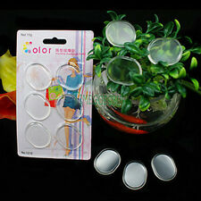 Cool 6pcs Set Silicone Gel Reduce Pain Soft Foot Round Shoes Insole Cushion Pad
