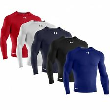 Under Armour Men's HeatGear Sonic Compression Longsleeve Baselayer Top