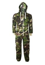 Kids Boys Girls CAMOUFLAGE Playsuit All In One Piece army  Onesie Jumpsuit 7 13
