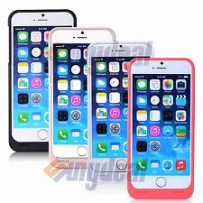 3600mAh External Rechargeable Backup Battery Charger Case Cover For 4.7 iPhone 6