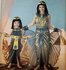 NEW Simplicity 2329 Girls Teen Costume Cleopatra Egyptian sz 3-14 sewing pattern