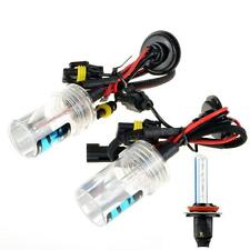 2PCS Xenon HID Car Headlights JH1G Head Lamps Bulb 35W H11 3000K-15000K