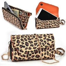 Kroo SN1 Designer Convertible WristLet Bag Cover for Samsung Galaxy S Smartphone