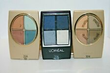"""L'Oreal Wear Infinite Eye Shadow  QUADS   """"Pick Your Color"""""""