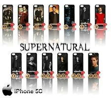 NEW CHOICE OF ★ SUPERNATURAL ★ COVER/CASE FOR APPLE IPHONE 5C SAM & DEAN